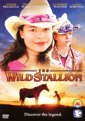 The Wild Stallion DVD   -