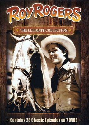 The Ultimate Roy Rogers Collection (Seven DVD Set)  -