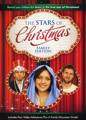 The Stars of Christmas, DVD   -