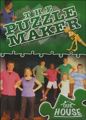 Our House and the Puzzle Maker   -