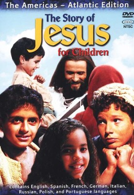 The Story of Jesus for Children   -