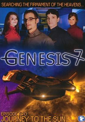 Genesis 7, Episode 2: Journey to the Sun, DVD   -