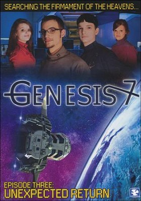 Genesis 7, Episode 3: Unexpected Return, DVD   -