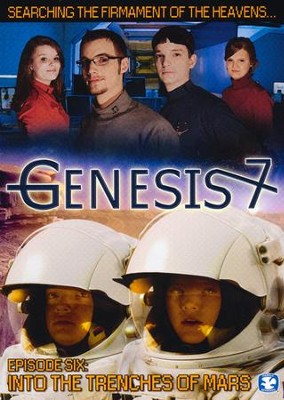 Genesis 7, Episode 6: Into the Trenches of Mars, DVD   -