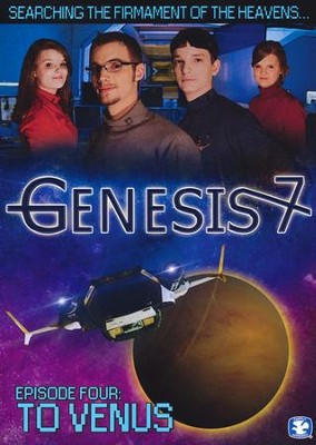 Genesis 7, Episode 4: To Venus, DVD   -