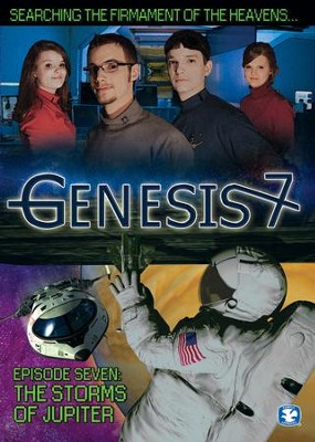Genesis 7, Episode 7: The Storms of Jupiter, DVD   -