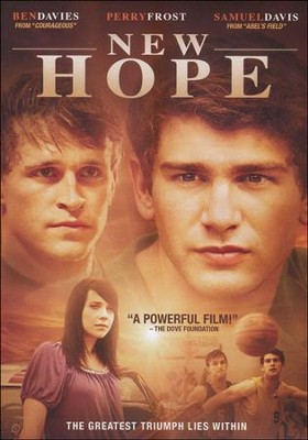 New Hope, DVD   -