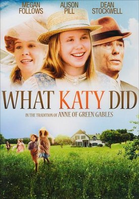 What Katy Did, DVD   -