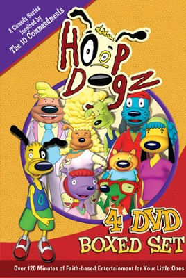 Hoop Dogz, 4-DVD Box Set   -