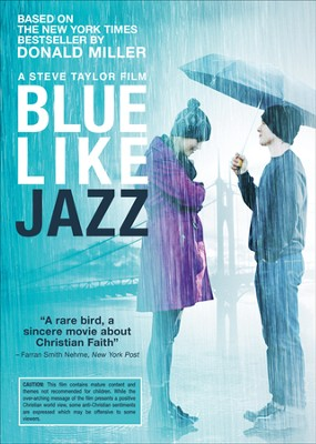 Blue Like Jazz, DVD   -
