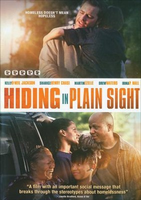Hiding in Plain Sight, DVD   -