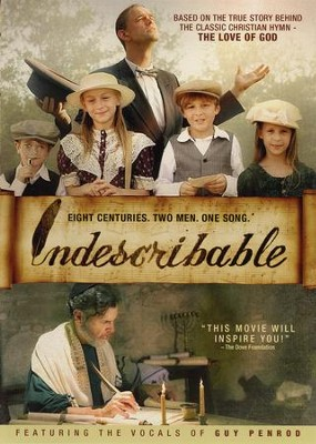 Indescribable, DVD   -