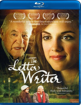 The Letter Writer, Blu-ray   -