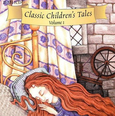 Classic Children's Tales Volume #1 - Audiobook on CD  -