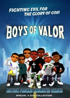 Boys of Valor, DVD   -