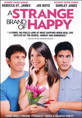 A Strange Brand of Happy, DVD   -     By: Rebecca St. James