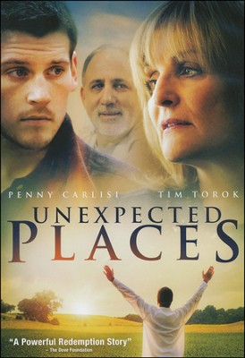Unexpected Places, DVD   -