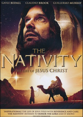 The Nativity: The Story of Jesus Christ, DVD                                  -