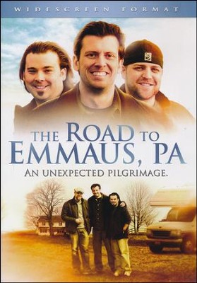 The Road to Emmaus, PA DVD   -