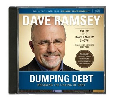 Dumping Debt Audio CD   -     By: Dave Ramsey