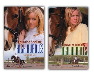 High Hurdles Collections, 2 volumes  -     By: Lauraine Snelling