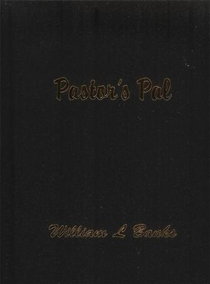 Pastor's Pal   -     By: William L. Banks
