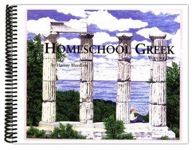 Homeschool Greek, Volume 1 Kit   -     By: Harvey Bluedorn