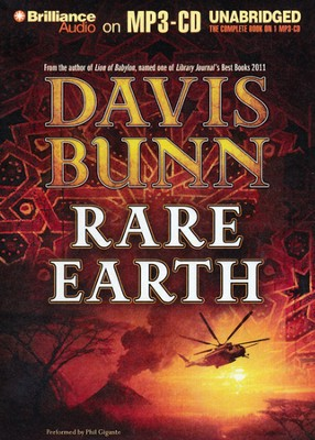 Rare Earth Unabridged Audiobook on MP3  -     By: Davis Bunn