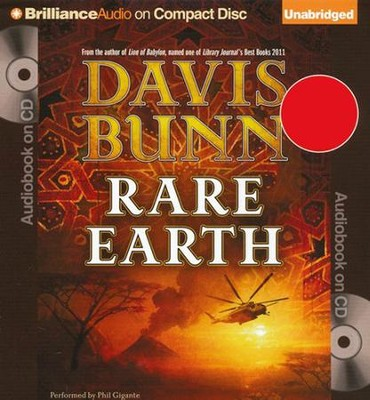 Rare Earth Unabridged Audiobook on CD  -     Narrated By: Phil Gigante     By: Davis Bunn