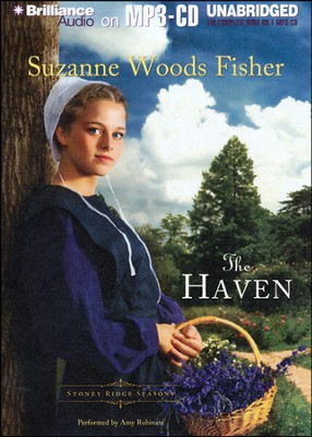 #2: The Haven Unabridged Audiobook on MP3  -     By: Suzanne Woods Fisher