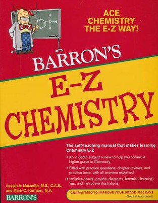 Chemistry the Easy Way, Revised   -