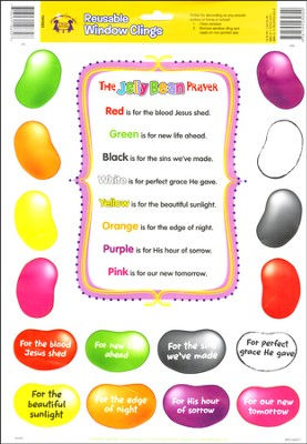 The Jelly Bean Prayer   -