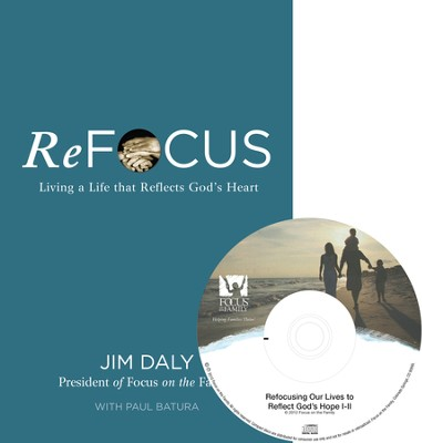 Refocus eBook and broadcast download bundle   [Download] -     By: Jim Daly