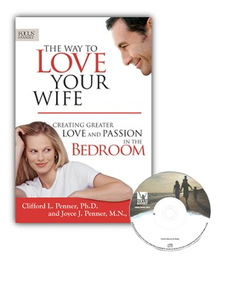 The Way to Love Your Wife book/Going All Out for Your Wife broadcast CD bundle  -