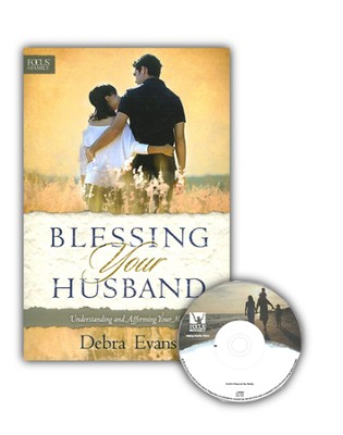 Blessing Your Husband book/Love Your Husband broadcast CD bundle  -