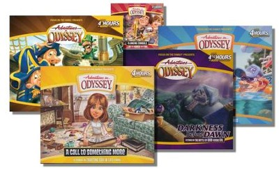 Adventures in Odyssey® 712: Child's Play   [Download] -     By: Adventures in Odyssey