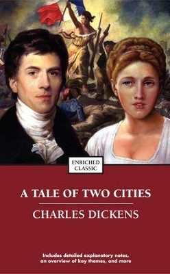 A Tale of Two Cities - eBook  -     By: Charles Dickens