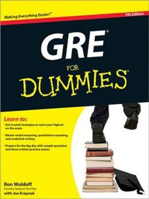 GRE For Dummies  -     By: Ron Woldoff, Joe Kraynak