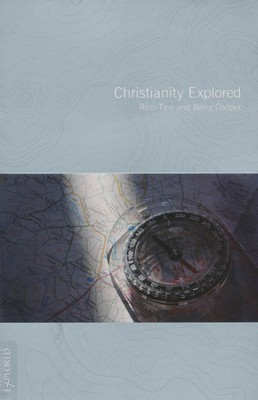 Christianity Explored Evangelistic Book - Slightly Imperfect  -     By: Rico Tice, Barry Cooper