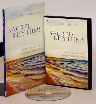 Sacred Rhythms: Spiritual Practices the Nourish Your Soul and Transform Your Life Pack, Participant & DVD  -     By: Ruth Barton