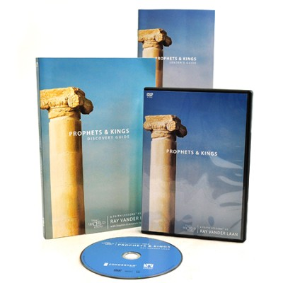 Prophets and Kings Faith Lessons Pack:  Discovery Guide and DVD  -     By: Ray Vander Laan