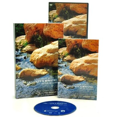 Life and Ministry of the Messiah Faith Lessons Pack:   Discovery Guide and DVD   -     By: Ray Vander Laan