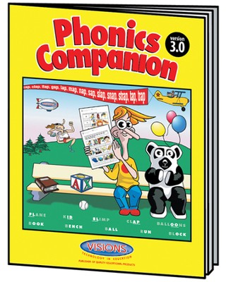 Phonics Companion 3   -     By: Arnie Uretsky
