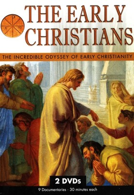 The Early Christians: The Incredible Odyssey of Early  Christianity, 2 DVDs   -