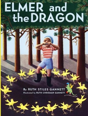 Elmer and the Dragon   -     By: Ruth Stiles Gannett