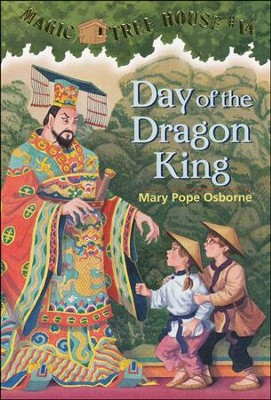 Magic Tree House #14: Day of the Dragon King  -     By: Mary Pope Osborne     Illustrated By: Sal Murdocca