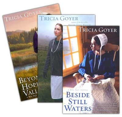Big Sky Series, Volumes 1-3  -     By: Tricia Goyer