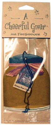 Honey Pear Cider Air Freshener  -