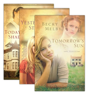 Lost Sanctuary Series, Volumes 1-3  -     By: Becky Melby