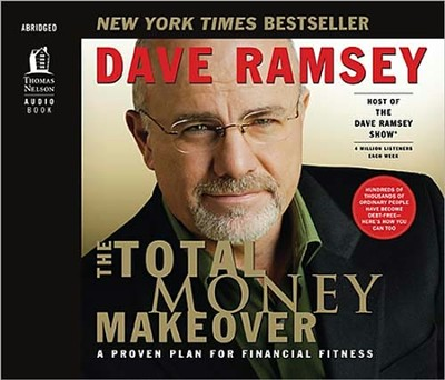 The Total Money Makeover  Audiobook on CD  -     By: Dave Ramsey